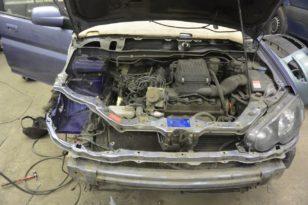 Ремонт кузова Honda HR-V