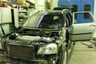 Кузовной ремонт и окраска Volvo XC90