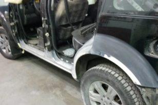 Кузовной и малярный ремонт Nissan Pathfinder