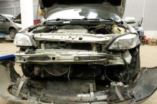 Кузовной ремонт и покраска Opel Astra