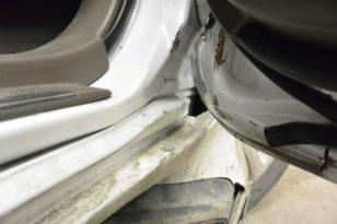 Кузовной и малярный ремонт Lexus GX450