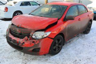 Кузовной и малярный ремонт Toyota Corolla