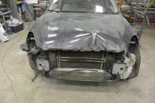 Ремонт и окраска кузова Volvo XC60